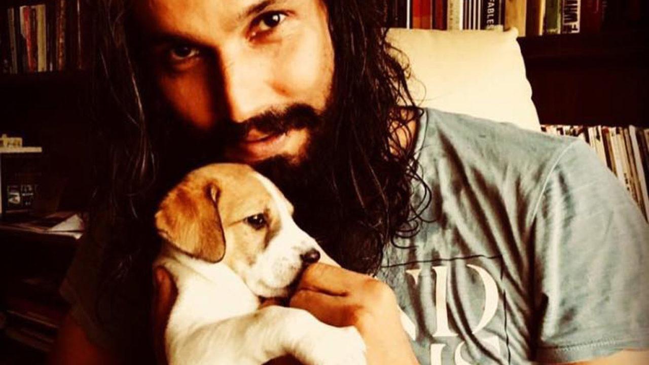 10 Indian Celebrities & Their Pets - Randeep Hooda