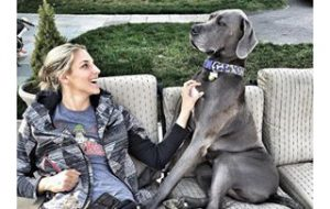 Elena Delle Donne - Olympians And Their Exotic Pals