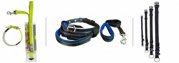 Leash Train Your Dog This Way - Collar Leash Set