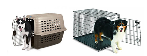 BASIC TYPES OF DOG CAGE OR CRATE
