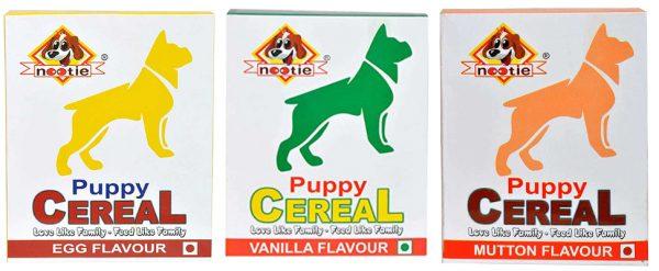 Nootie Puppy Cereal