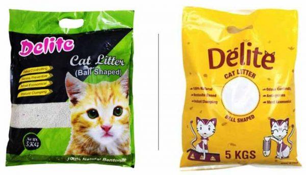 Delite Cat Litter For Cats