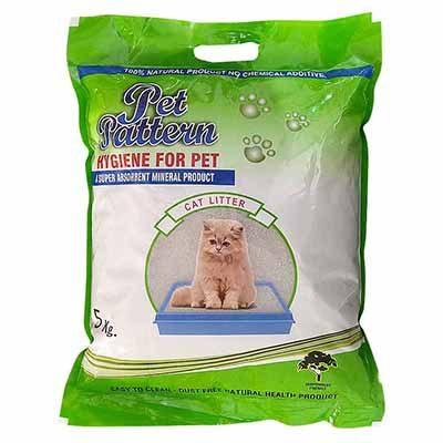 Pet Pattern Cat Litter 10 kg