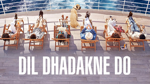 6 Amazing Bollywood Movies, Every Dog Lover Must Watch! - DIL DHADAKNE DO (2015)
