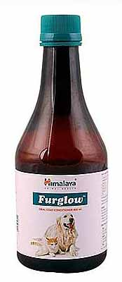 Himalaya Furglow Coat Supplement For Dogs