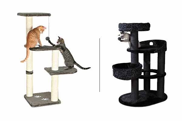 Cat Toys-How To Make Your Cat Happy - cat trees
