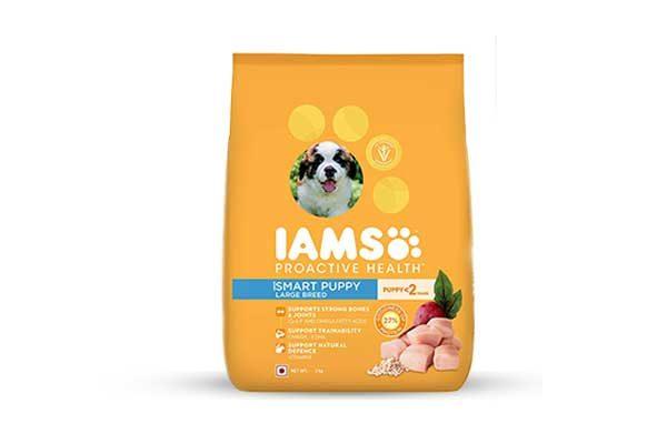 IAMS Puppy Large Breed Dog Food